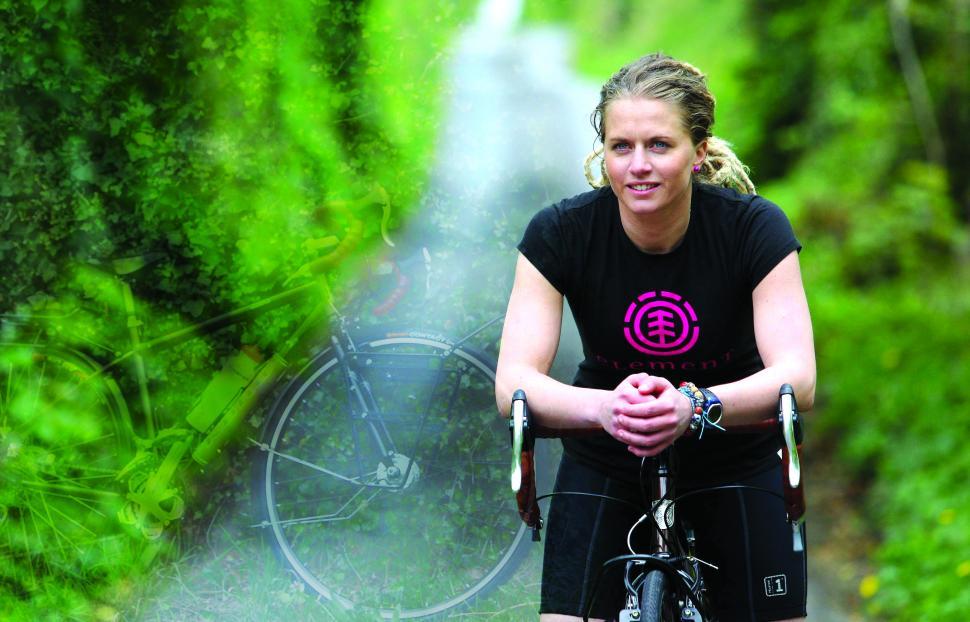 One Bike, One Girl, Katie