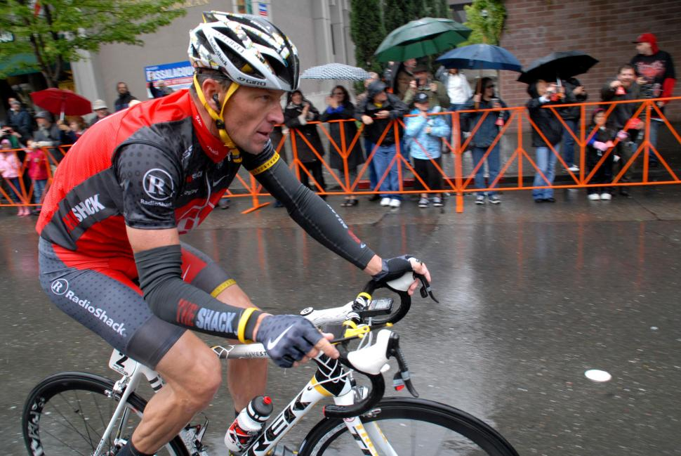Lance Armstrong ToC 2010