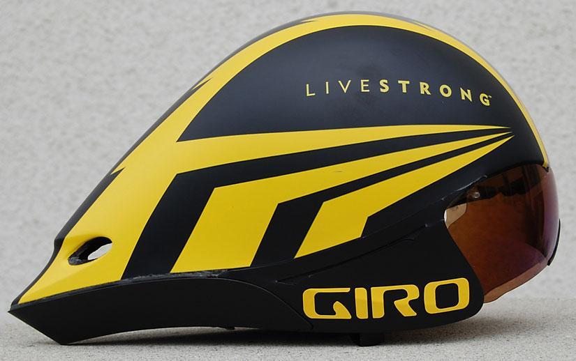 Giro Livestrong TT lid
