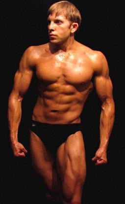 bodybuilder - not me!