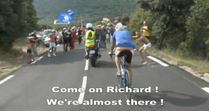 Come on Richard!