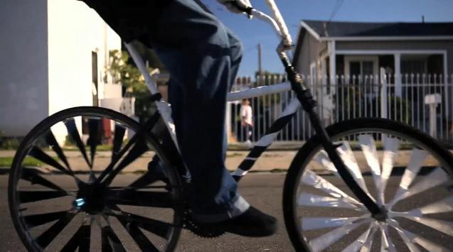 Scraper bike video still