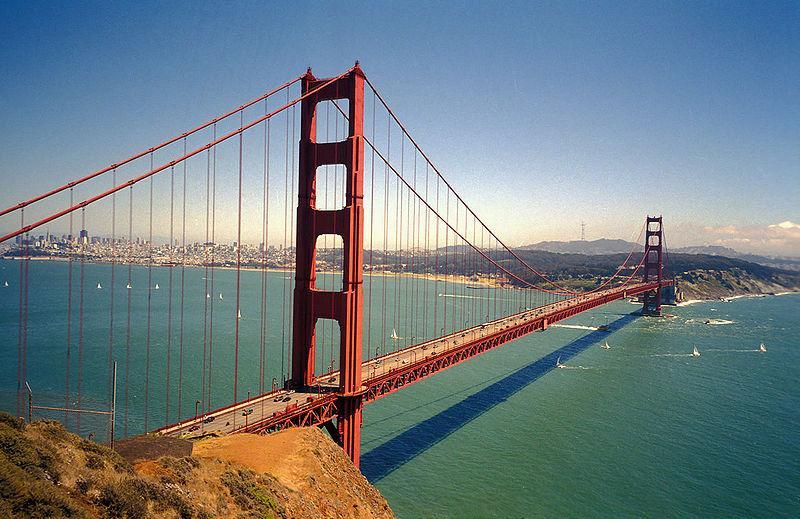 San Francisco Golden Gate Bridge (Picture Credit - Aslak Raanes, Wikimedia Commons).jpg