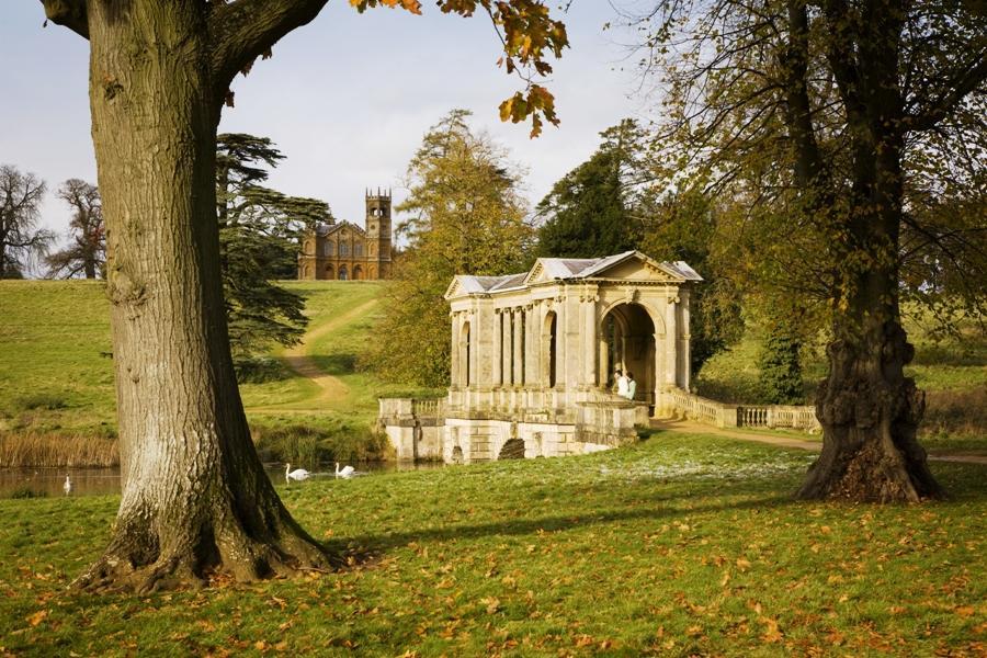Stowe Gardens (NTPL Rod Edwards)