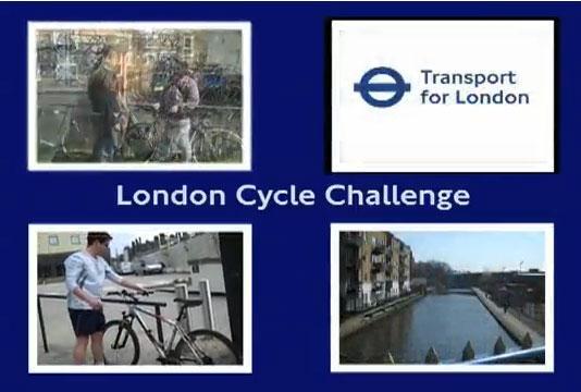 TfL London Cycle Challenge 2010