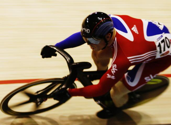 World Track Champs 2010 Sir Chris Hoy ©Myles McCorry.jpg