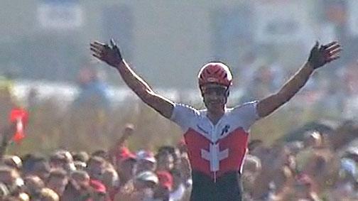 Fabian Cancellara wins World Champ TT