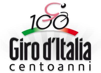 Giro D'Italia centeneary logo