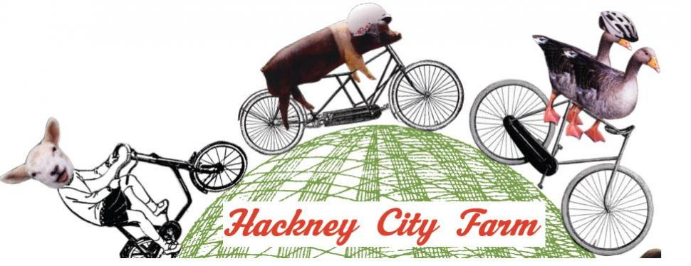 Hackney City Farm logo