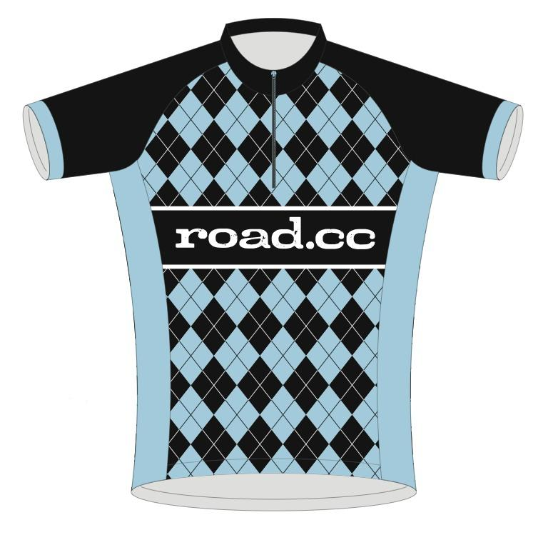 road.cc jersey (front)