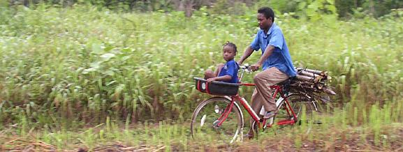 ReCycle Africa bike