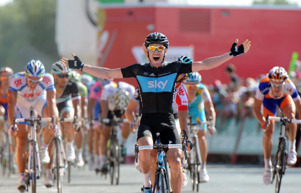 CJ Sutton wins Stage 2 of the 2012 Vuelta  (copyright: Tour of Spain/Graham Watson).jpg
