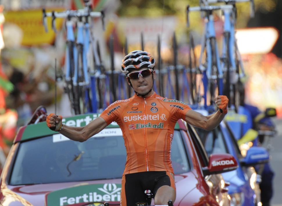 Igor Anton wins as the Vuelta returns to Bilbao (copyright: Tour of Spain/Graham Watson).jpg