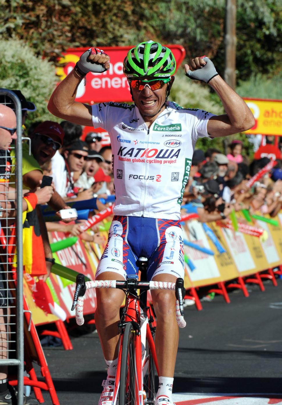 Joaquin Rodriguez wins Stage 8 of the 2011 Vuelta (copyright: Tour of Spain/Graham Watson).jpg