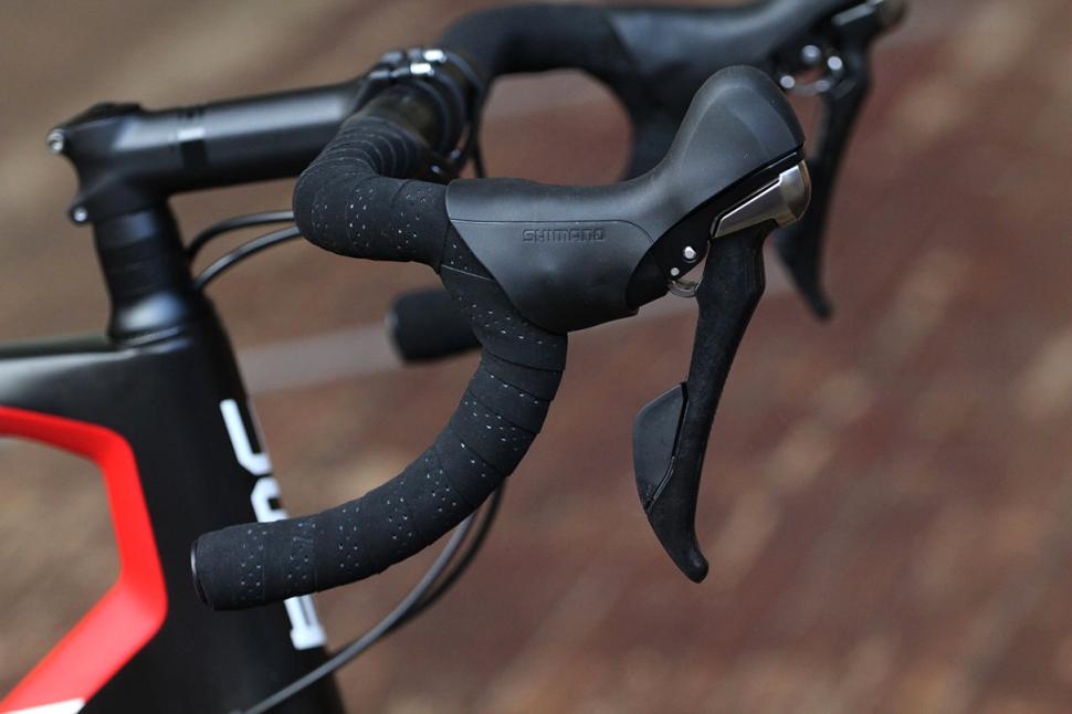 BMC GF01 Disc - bars and levers