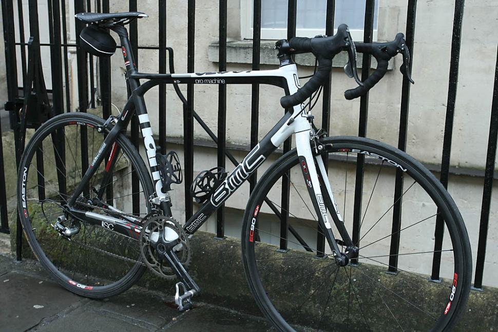 BMC SLC01 full bike