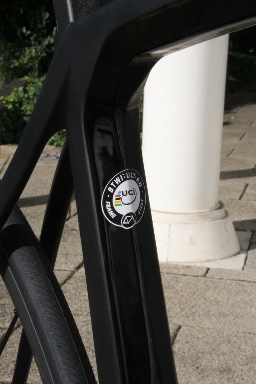B'TWIN Ultra 940 - UCI sticker