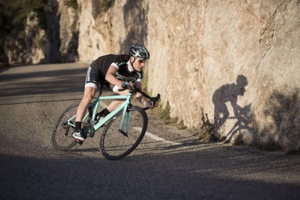 Bianchi Specialissima CV First Ride   - 1