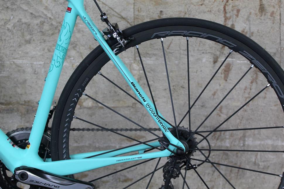 Just In Bianchi Specialissima Road Cc