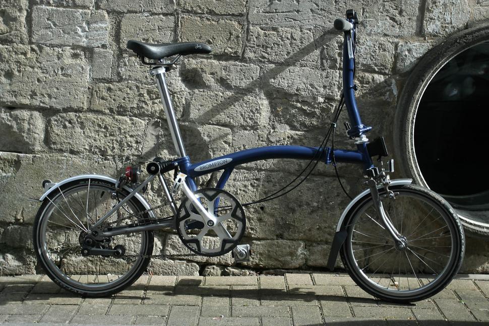 Brompton Vs Bike Friday For Touring
