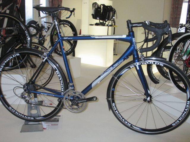 Kinesis Racelite Gran Fondo Custom Build