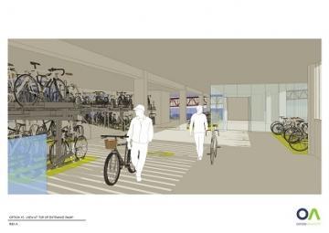 Cambridge Cycle Park indicative image 1 (source Brookgate website)