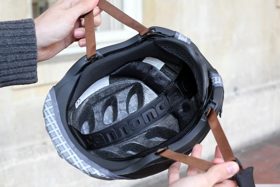 Cannondale Utility Helmet - inside