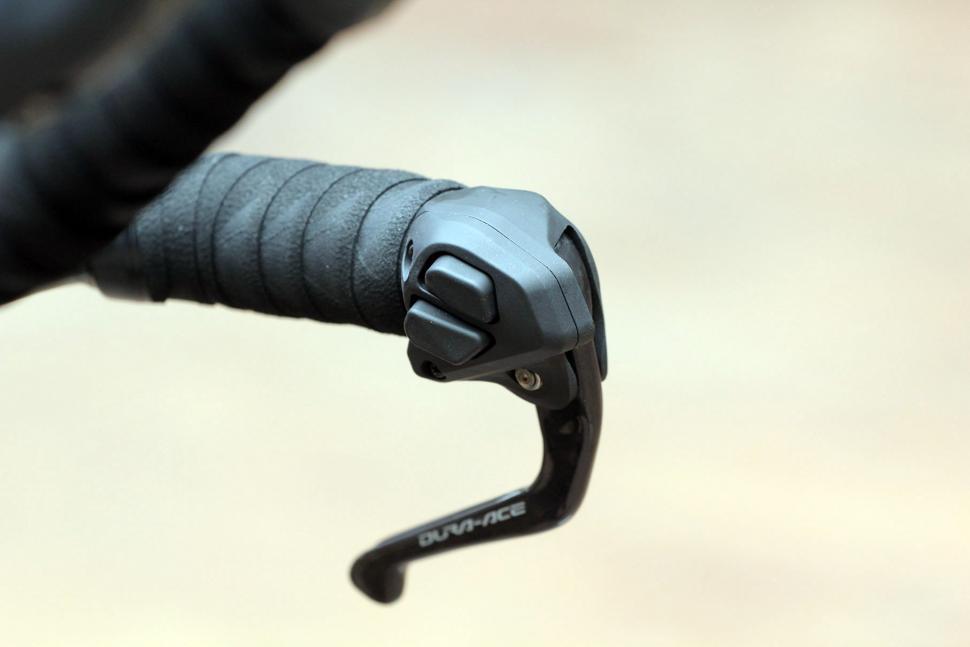 Canyon Speedmax CF 9.0 SL - bar end shifter