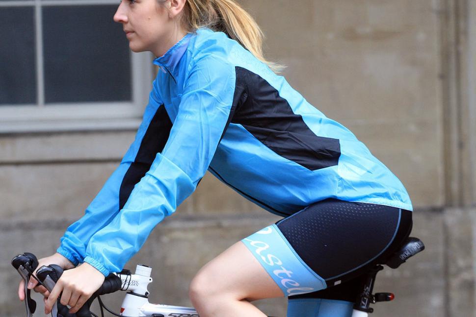 Castelli Donna Velo W Jacket - riding