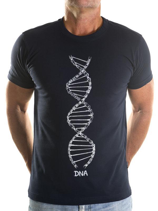 Cycling Design On Tee Shirts