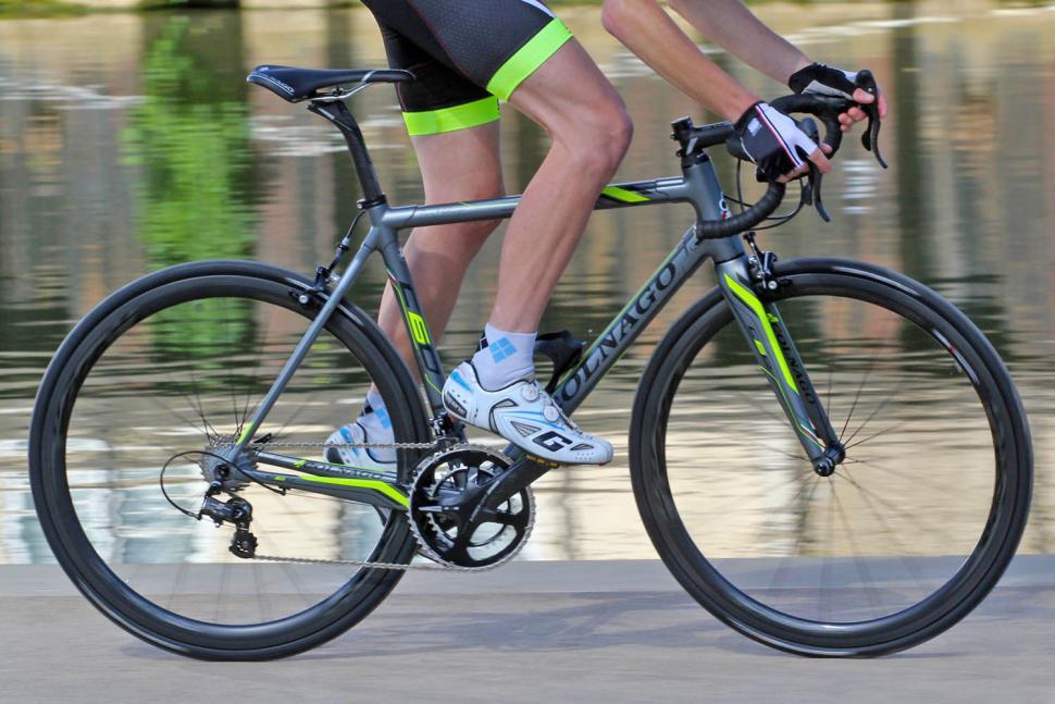 Colnago C60 - riding 1