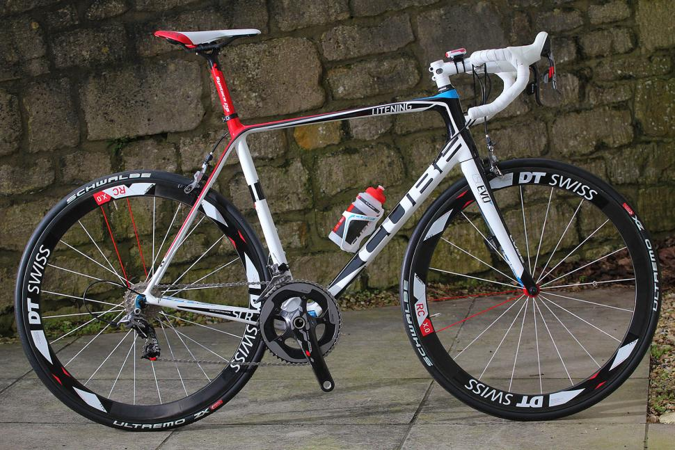 Just In Cube Litening Super Hpc Race Road Cc