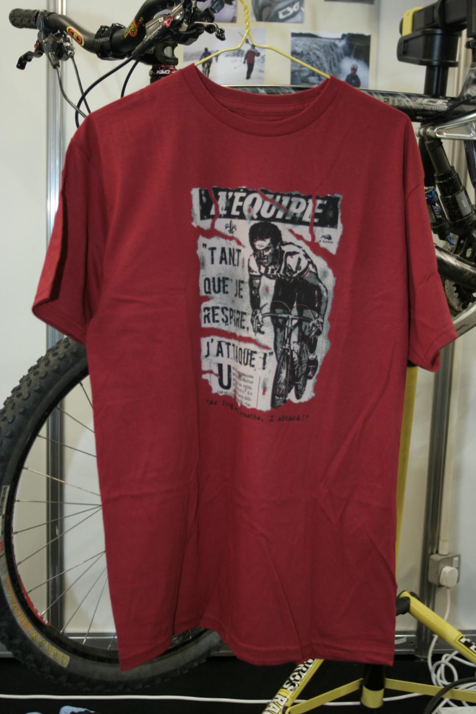 Opsal Sport Bernard Hinault shirt