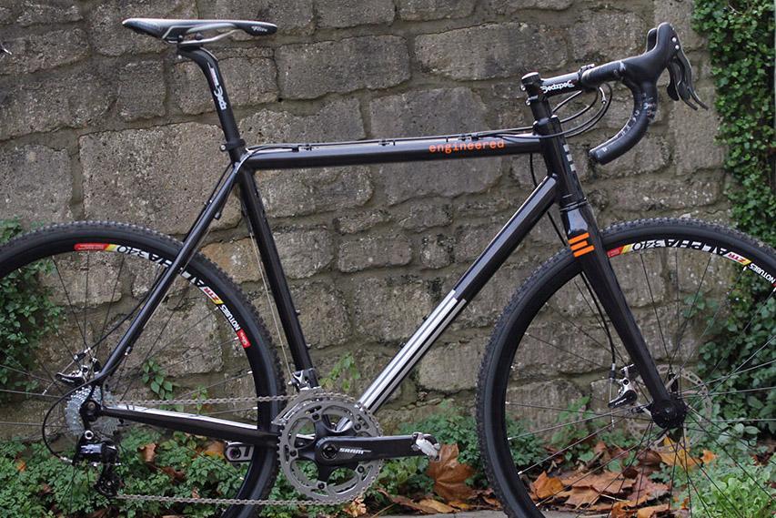 Engineered Bikes Zondag - full bike