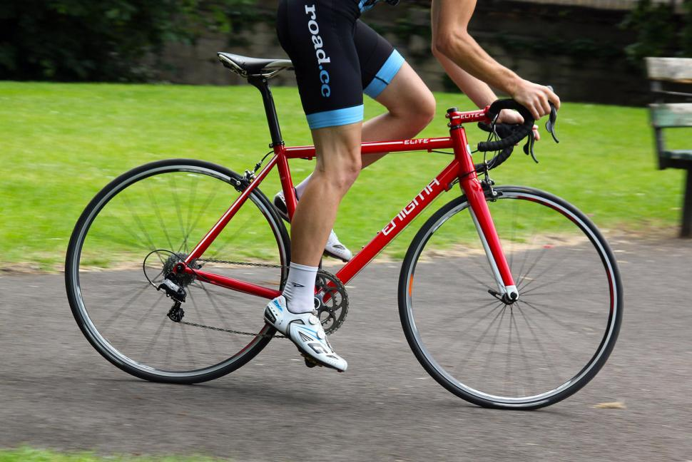 Review Enigma Elite Hss Frameset Road Cc