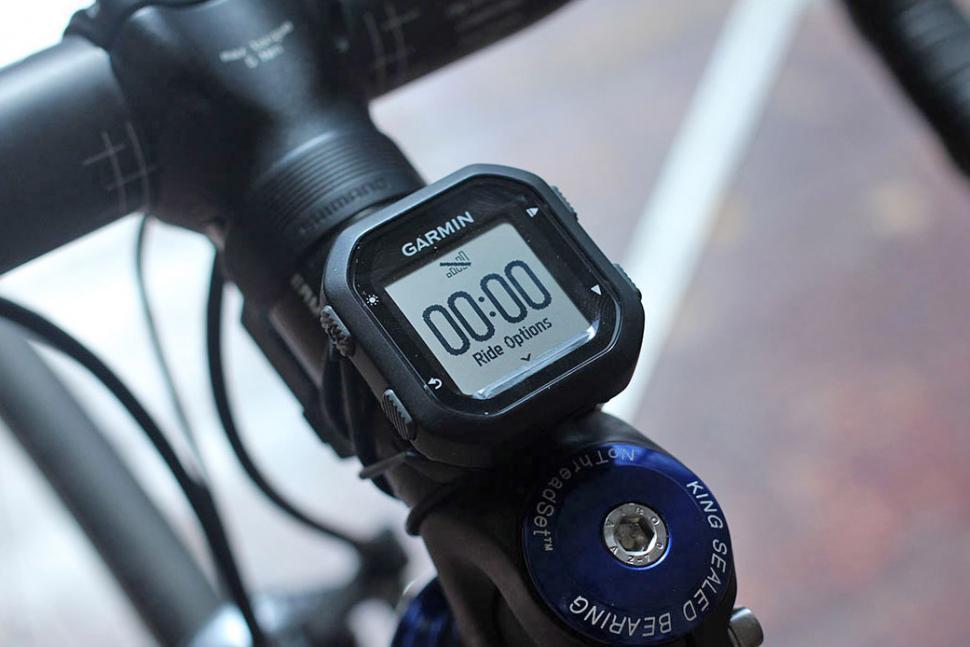 Review: Garmin Edge 20 GPS Bike Computer | road.cc