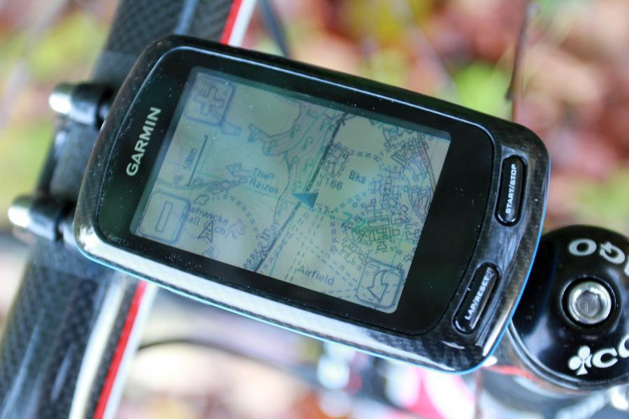 Review: Garmin Edge 800 GPS computer (Performance and ...