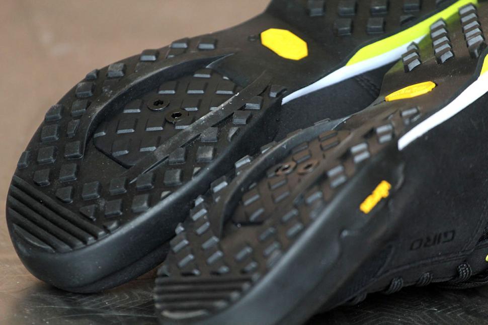 Giro Petra VR Shoes - sole detail
