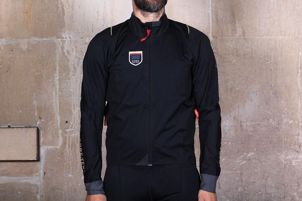 Gore 30th Oxygen 2.0 Gore-Tex Active Jacket Front