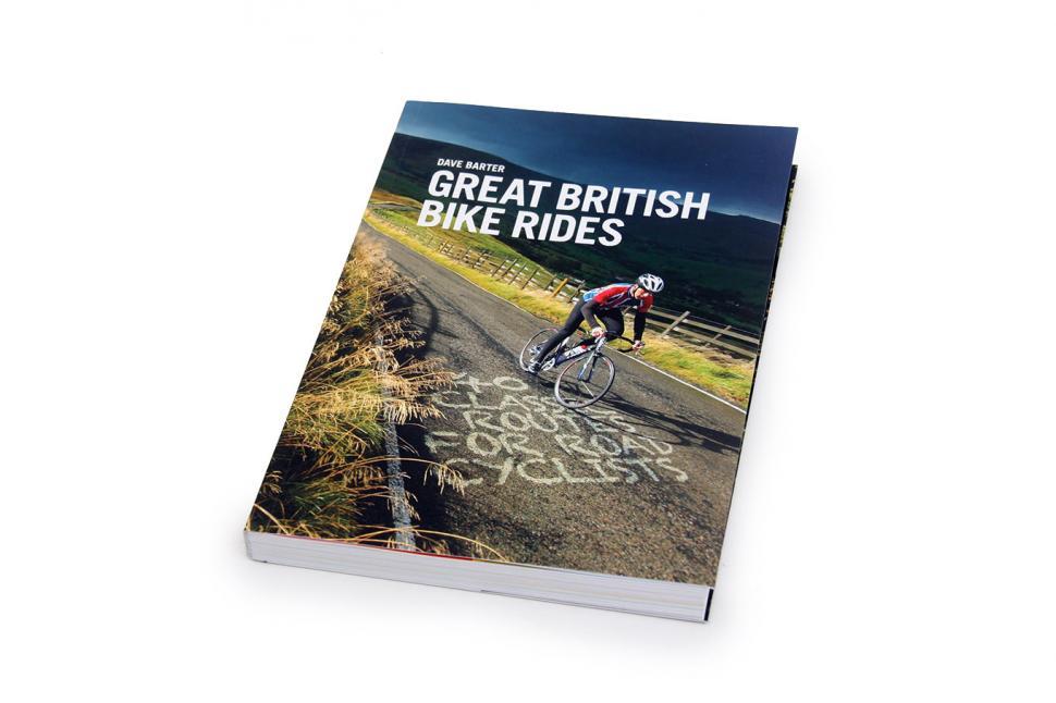 Great British Bike Rides by Dave Barter