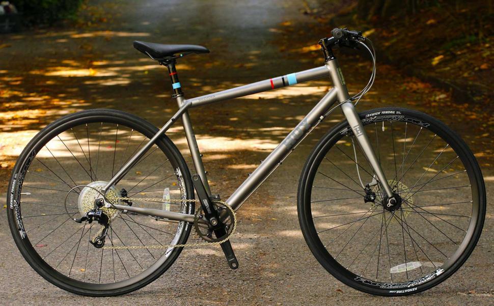 Hoy Shizuoka - full bike