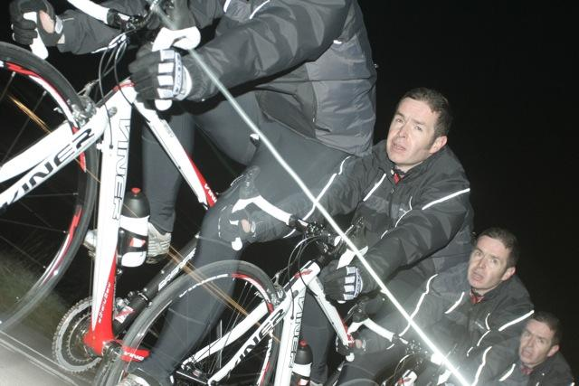 Jole Rider 12hr - Tony pushes on through the night