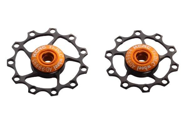 KCNC jockey wheels