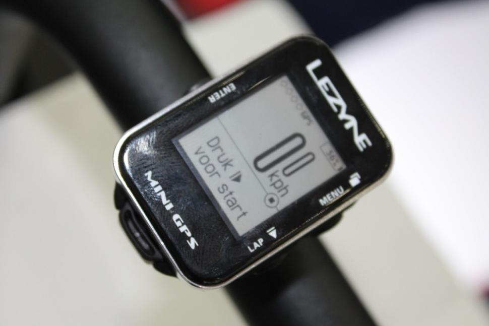 Lezyne GPS 96
