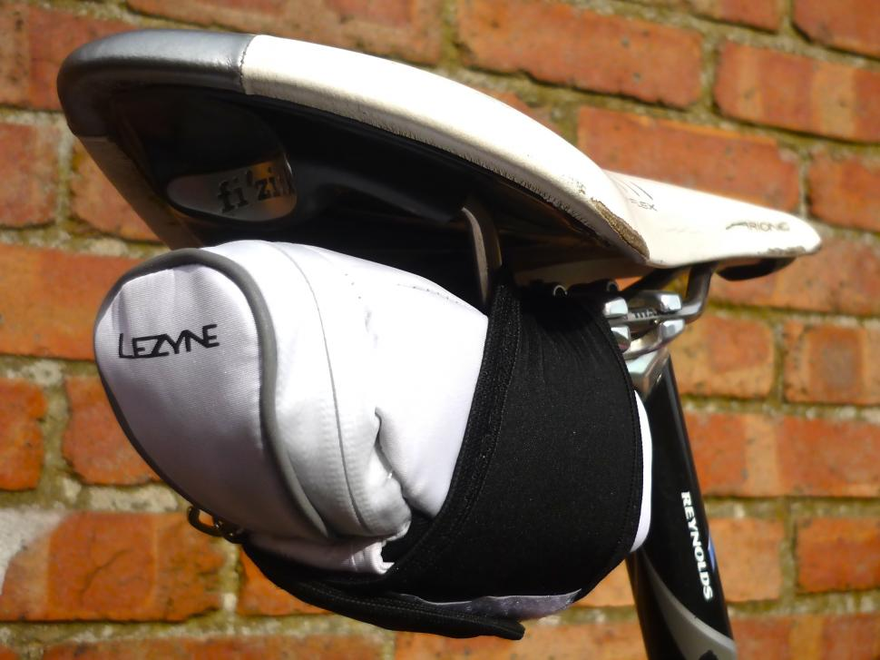 Waterproof Cargo Bag >> Review: Lezyne Micro Caddy Small | road.cc