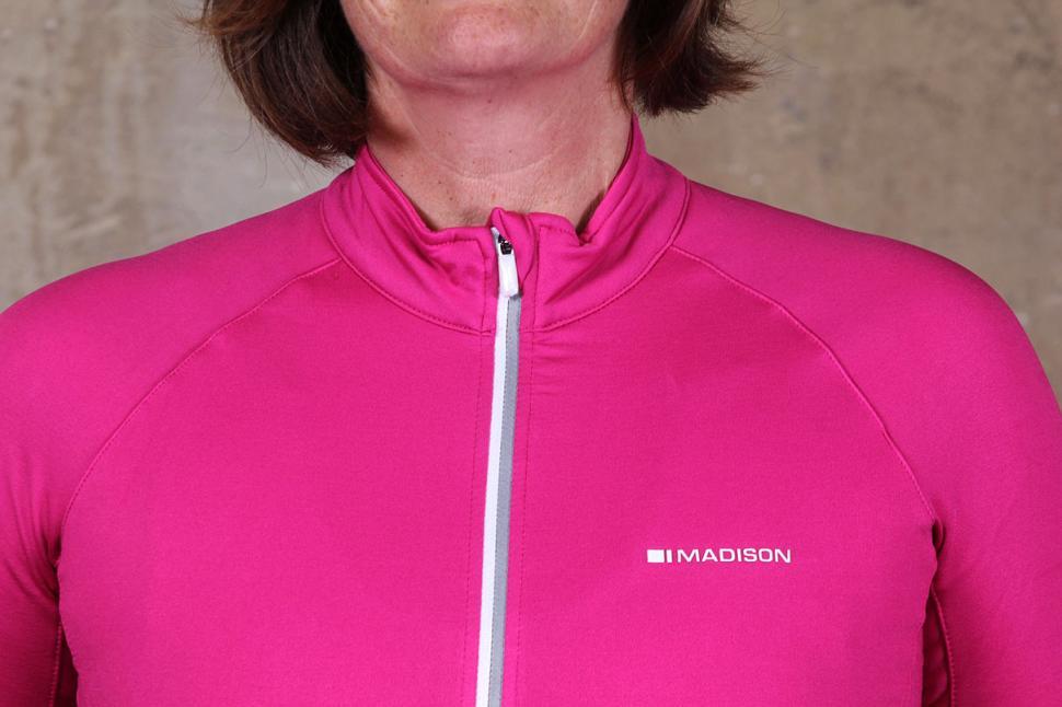 Madison Keirin women's longsleeve thermal jersey - top