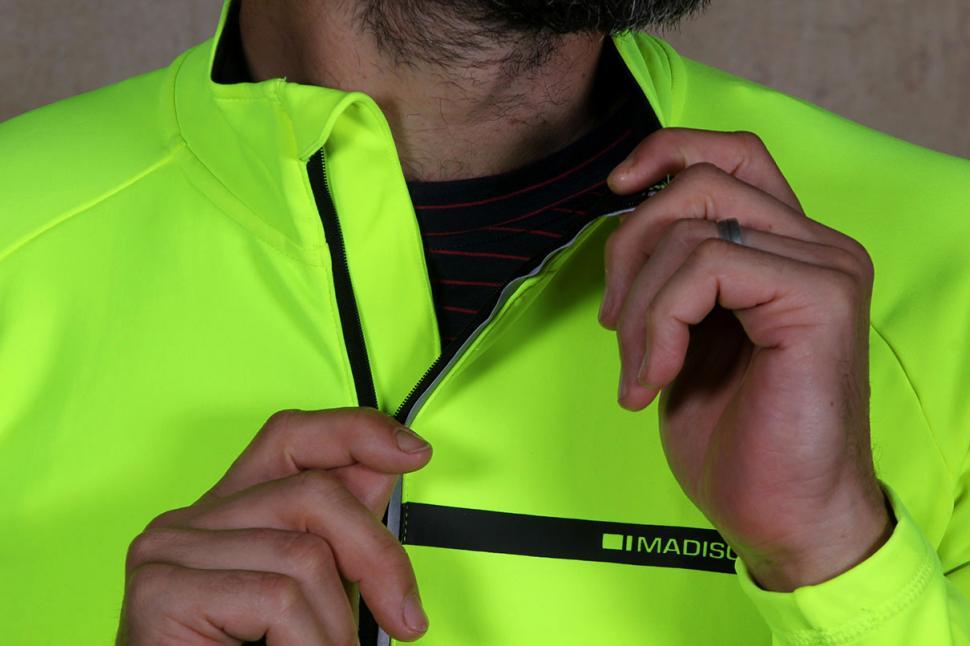 Madison Sportive men's long sleeve thermal roubaix jersey - xip