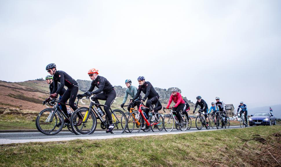 David Millar on changing technology in the pro peloton ...
