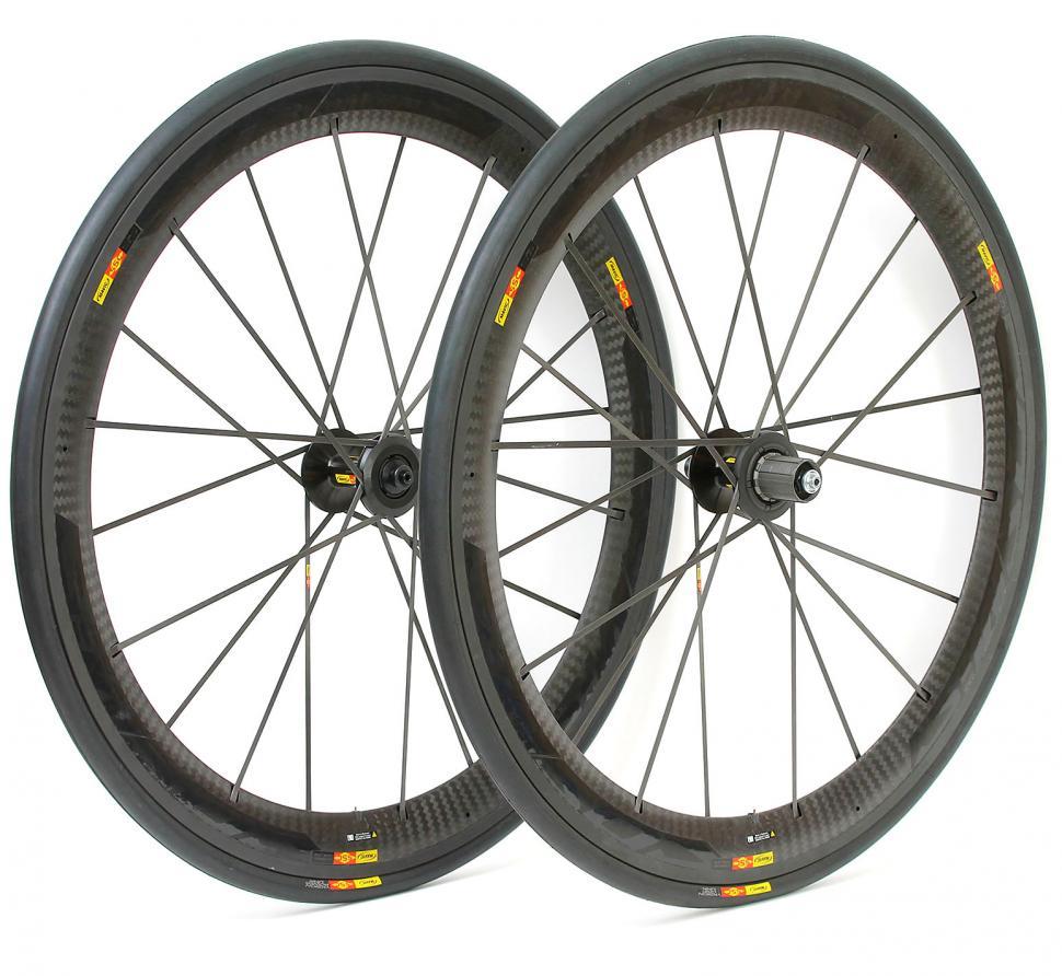 Mavic Cosmic Carbon SLR wheelset