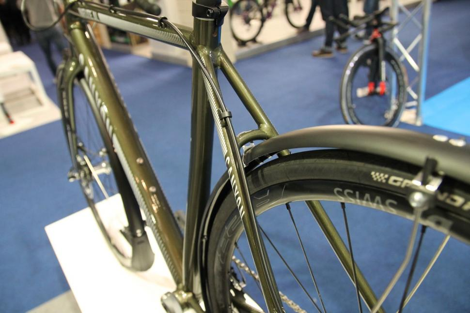 Canyon Inflite mudguards 5